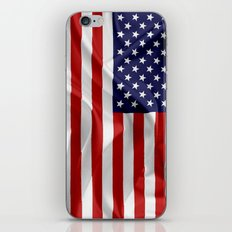 The Flag Of The United S… iPhone & iPod Skin