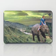 iPad Case featuring DAY TRIPPER by Beth Hoeckel Collage…