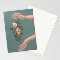 Left Alone Stationery Cards