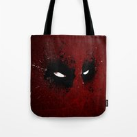 DeadMouth Tote Bag