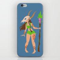 Jungle Creature iPhone & iPod Skin