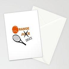 Orange Deuce Stationery Cards