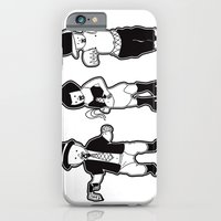 iPhone & iPod Case featuring Gangster babies. by Lacey Jae