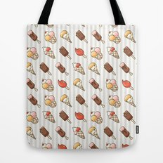 In love with icecream Tote Bag