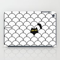 I Creep On You II iPad Case