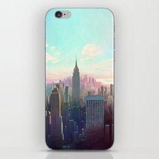 New York, New York  iPhone & iPod Skin