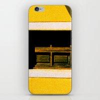 Les Vieux Obsolètes iPhone & iPod Skin