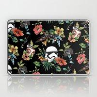 The Floral Awakens Laptop & iPad Skin