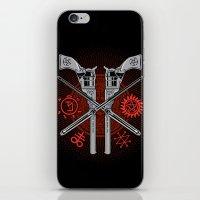 Perdition (Demon Hunter's Variant) iPhone & iPod Skin