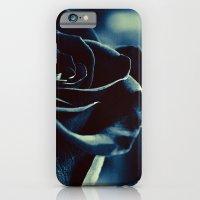 iPhone & iPod Case featuring Black Rose by Ekaterina La