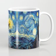 Young Wizzard Abstract A… Mug