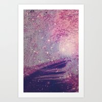 Fairy Tale Forest Art Print