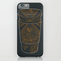 Inspired By Coffee iPhone 6 Slim Case