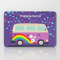 Hippie Land iPad Case