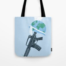 'Peace Within' Tote Bag