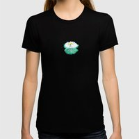 Bhoomie All-Ears Womens Fitted Tee Black SMALL