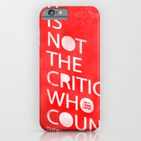 The Critic iPhone 6 Slim Case