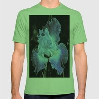 Iris Mens Fitted Tee Grass SMALL