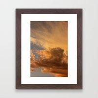 Sky 2010 Framed Art Print