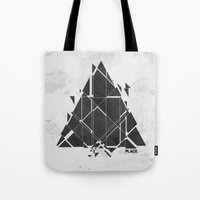 PLACE Triangle V2 Tote Bag