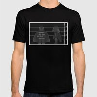 Jeff   You'll Need A Tra… Mens Fitted Tee Black SMALL