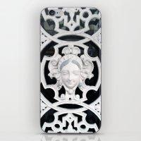 Paris Gate iPhone & iPod Skin
