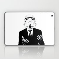 GQ Trooper Laptop & iPad Skin