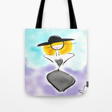 French Kiss Tote Bag