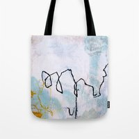 Lines & Texture 2 Tote Bag