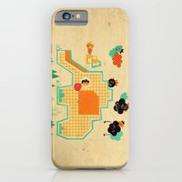 Elephant Playground iPhone 6 Slim Case