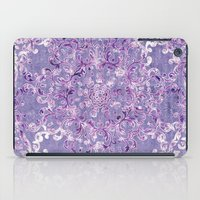 A Taste of Lilac Wine iPad Case