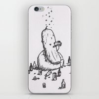 The Pickling Process iPhone & iPod Skin