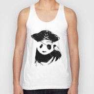 Bio Piracy Unisex Tank Top