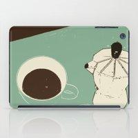 Espresso Coffee iPad Case