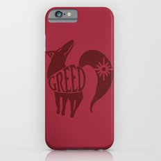 The Fox's Sin of Greed iPhone 6 Slim Case
