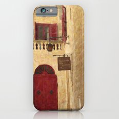 The Silent City iPhone 6 Slim Case