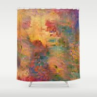 Claude Shower Curtain