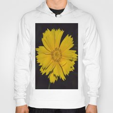 Yellow Flower Hoody