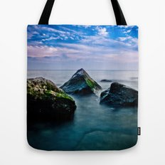 Ashbridges Bay Toronto Canada Sunrise No 11 Tote Bag