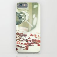 iPhone & iPod Case featuring The Movie of our Love by Isabelle Lafrance Photography
