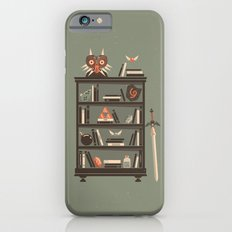 Zelda Shelf // Miyamoto iPhone 6 Slim Case