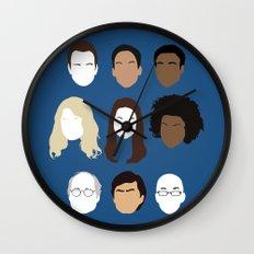 Community Wall Clock