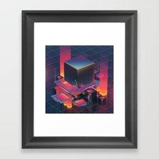 CREAM MOY (everyday 10.2… Framed Art Print