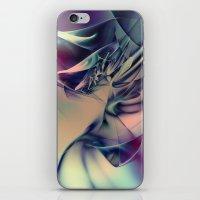 Veildance #3 iPhone & iPod Skin