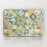 Starlight Patchwork  Laptop & iPad Skin