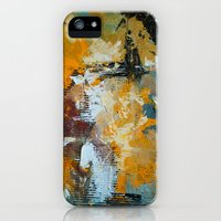 iPhone Cases featuring Harmony 2 by The Ugly Toad