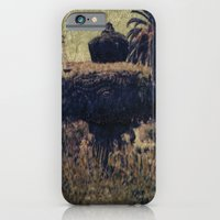 iPhone & iPod Case featuring Mission Fountain by Jenn