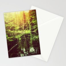 Mirror Pond Stationery Cards