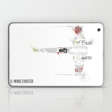 Star Wars Vehicle X-Wing… Laptop & iPad Skin