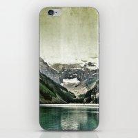 Lake Louise, Banff iPhone & iPod Skin